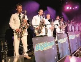 Big Band begeistert beim Benefiz-Open-Air-Konzert in Ahrweiler 3000 Zuhörer für einen guten Zweck