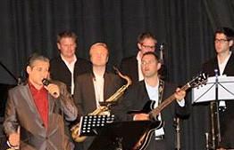 Konzert mit Django Reinhardt zu Gunsten der VOR-TOUR der Hoffnung