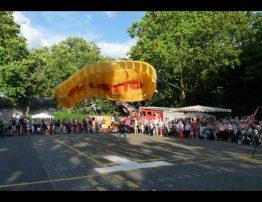 Spendenübergabe in Ebersheim an die VOR-TOUR der Hoffnung