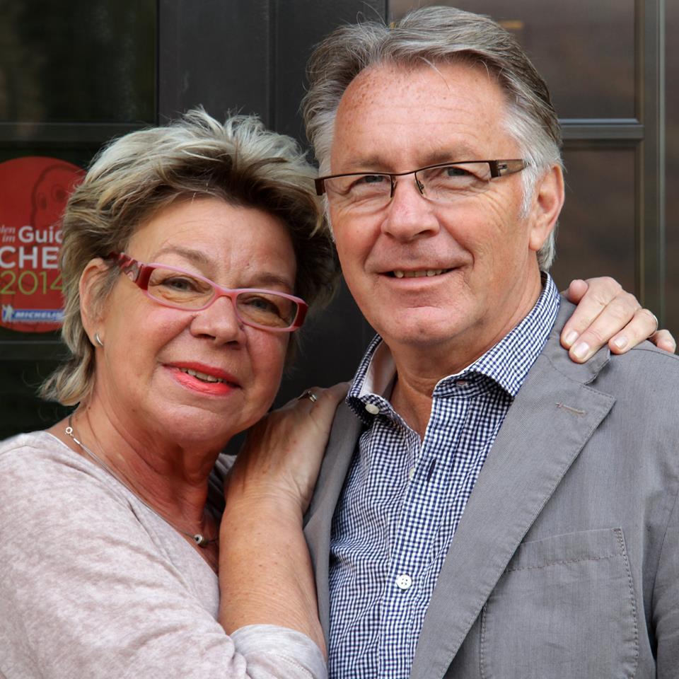 Jürgen und Juliane Grünwald von der VOR-TOUR der Hoffnung