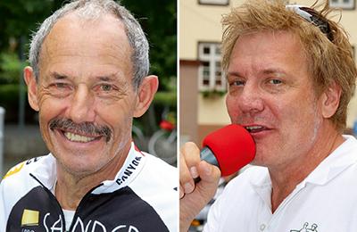 2. Gedenk-Radtour für Alois und Chris