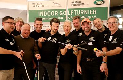 6. Golf-Indoor-Course Turnier in Koblenz