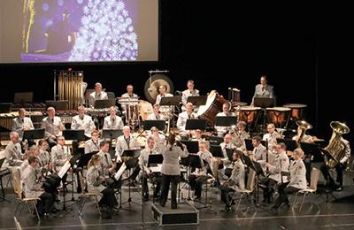 Benefizkonzert Big Band Heeresmusikkorps Koblenz