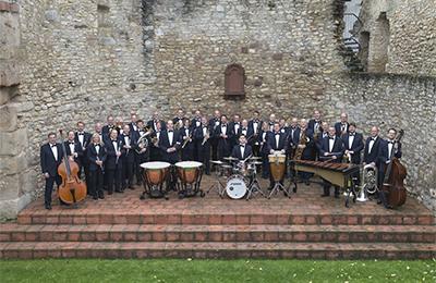 Konzert des Landespolizeiorchesters in der Stiftskirche St. Goar