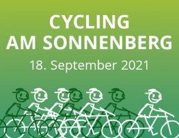 Cycling zugunsten krebskranker Kinder am Sonnenberg