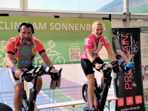 Cycling am Sonnenberg 2021
